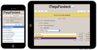 MegaFandeck in the cloud
